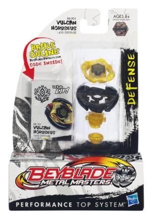 Beyblade Vulcan Horuseus - Hasbro