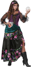 Spåkone Kostume til kvinder - M (40-42)