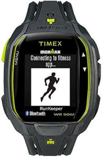 Timex Ironman køre X 50 + Bluetooth motion Watch TW5K84500 kvarts