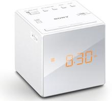 Sony ICFC1W.CED White