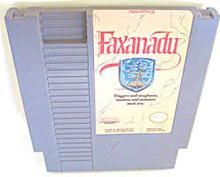 Faxanadu - SCN - Nintendo 8bit (käytetty)