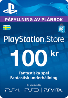 Wallet Top-up: 100 SEK (SE)