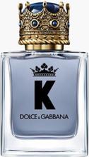 Dolce & Gabbana K By Dolce & Gabbana Eau De Toilette 50 ml Parfyme Transparent