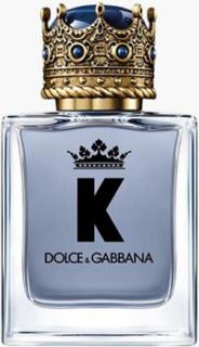 Dolce & Gabbana K By Dolce & Gabbana Eau De Toilette 50 ml Parfumer Transparent