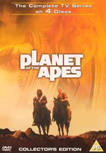 Planet Of The Apes - TV Series (4 disc) (Import)