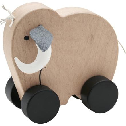 Kids Concept, Trælegetøj, Mammut, Neo - CDON.COM