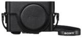 Sony LCJ-RXF - Fodral kamera - polyuretan - svart
