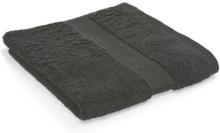 Clarysse Talis Handdoek 50x100 500gram Zwart