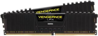 DDR4-DIMM-2133 Corsair Vengeance LPX Black DDR4 PC17000/2133MHz Intel CL13 LV 2x8GB