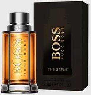 Hugo Boss Boss The Scent Edt 50 ml Grå