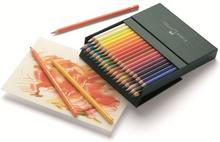 Faber-Castell - Polychromos Colour Pencils - Studio box of 36 (110038)