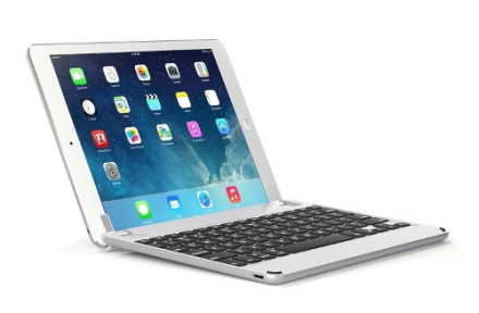 "Brydge iPad Pro/Air 1, 2 9.7"" Aluminium Bluetooth Keyboard Nordic Layout /Silver BRY1011N"