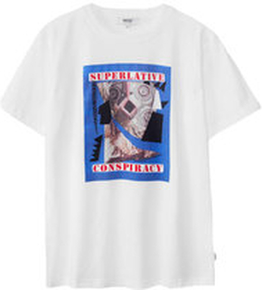 Max voodoo collage s/s t-shirt