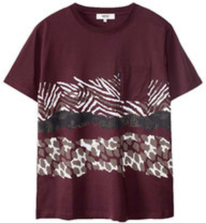 Maxwell Animal s/s t-shirt printed