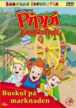 Pippi Långstrump: Buskul på marknaden (Tecknad) (Import - Suom.Teksti)
