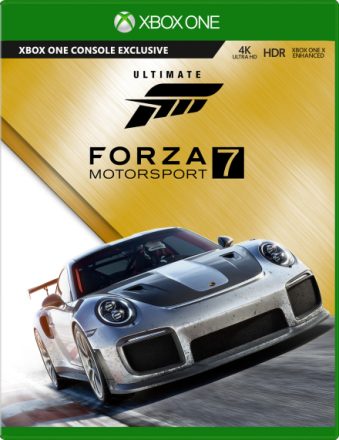 Forza Motorsport 7 Ultimate Edition Xbox Onelle