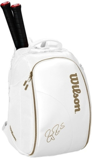Wilson Federer DNA Backpack White/Gold