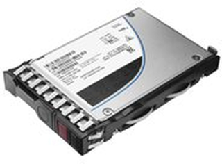 HPE Mixed Use - Solid state drive - 400 GB - hot-swap - 2.5 SFF - PCI Express 3.0 x4 (NVMe)
