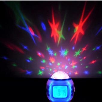 Projektori herätyskello Tähti