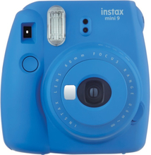 Fujifilm Instax Mini 9 Koboltblå
