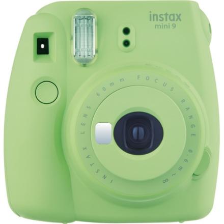 Fujifilm Instax Mini 9 Limegrøn