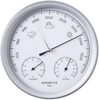 Nature 3-i-1 barometer med termo- og hygrometer 20 cm 6080081