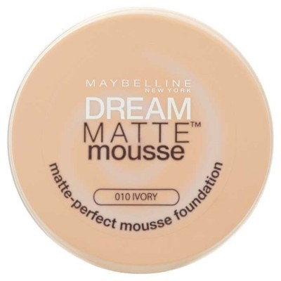 Maybelline Dream Matte Mousse Foundation 010 Ivory 18 ml