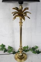 Palmblad Bordslampa 50cm - Mässing