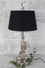 Sam Bordslampa 50cm - Silver