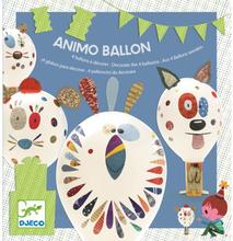 Djeco - Kalas - Ballongdekoration