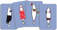 Djeco - Kortspelet Sardiner