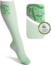 2f16d51d6cfe Stödstrumpor Funq Wear Cool Cotton - Välj din färg! (Go Green 3637)