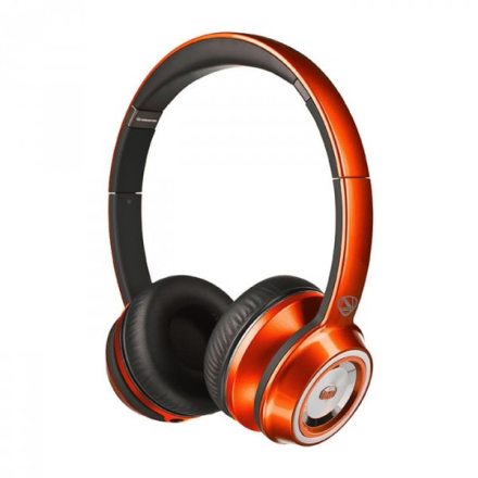 Monster N-Tune On-Ear, Orange