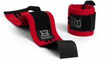BB Wrist Wrap 18inch, Bright Red
