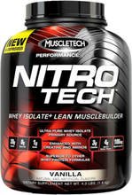 Nitro-Tech Performance Series 907g Milk Chocolate