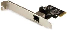 Gigabit Ethernet Nätverkskort med 1 port - PCI Express, Intel I210 NIC