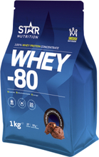 Whey-80, 1 kg Double Rich Chocolate