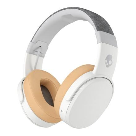 Skullcandy Crusher, White, Over-Ear, Wireless, Mic
