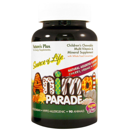 Animal Parade Barnevitamin, 90 tabletter