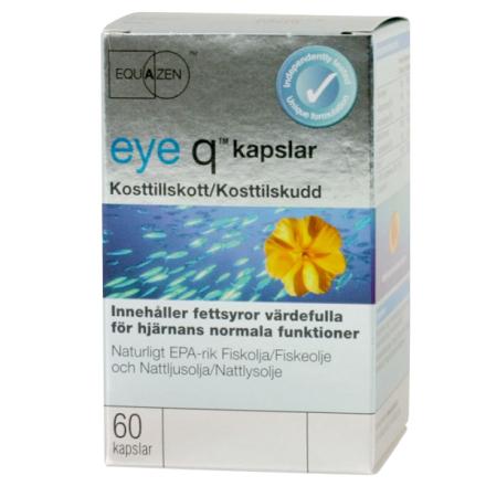 Eye Q, kapsler 360 kapsler