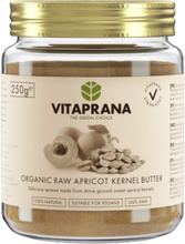 Organic Raw Apricot kernel butter, 250 g