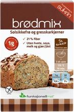 Brödmix, Sunflower & Pumpkinseed, 250 g