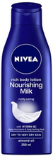 Nivea Body Milk, 250ml