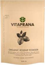 Organic Rosehip Powder, 200 g