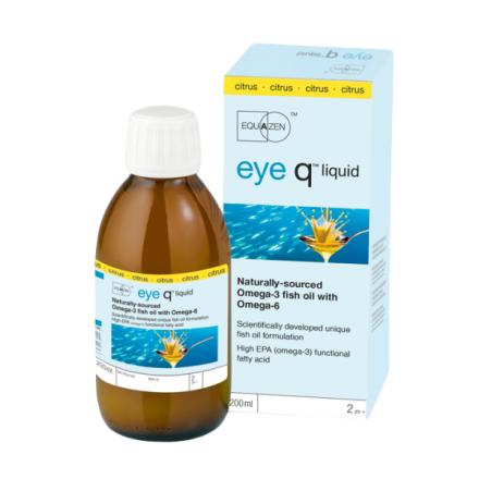 Eye Q, flytende Vanilje, 200 ml