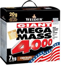 Mega Mass 4000, 7 kg 7kg Choklad