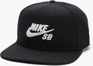 Nike SB - Cap Pro - Sort - ONE SIZE