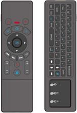 Air Mouse 2.4GHz Langaton Näppäimistö Touchpad & IR-oppimisella