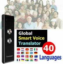 Translaty MUAMA Enence Smart Instant Real Time Voice 40 Languages Translator traductor de idiomas en tiempo real