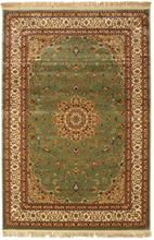 Nahal - Grön matta 160x230 Orientalisk Matta